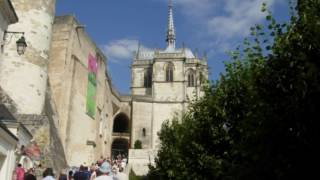Замок Амбуаз. Хранящий тайны королей. France, Сhâteau d'Amboise, 2009(, 2016-12-25T20:54:17.000Z)