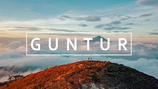 GUNTUR via Cikahuripan, langsung ke puncak 3 dan 4, Amazing