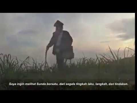 SAMPURASUN | Pesan PRABU SILIWANGI | kepada  RAKYAT SUNDA