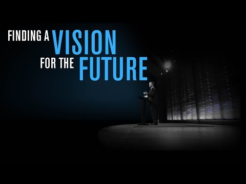 Finding a vision for the future in an uncertain present | VISION TALKS