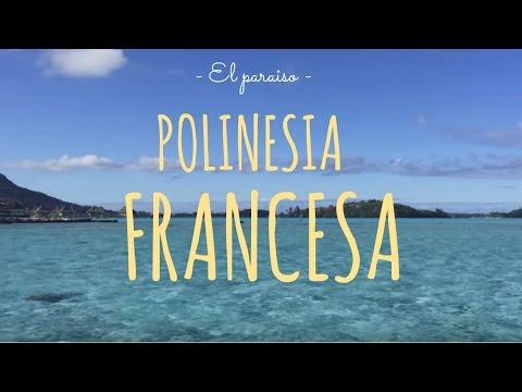 POLINESIA FRANCESA: Luna de miel de ensueño