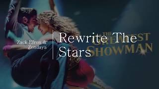 Download Lagu Rewrite The Stars - Zac Efron & Zendaya (Letra y Traducción al Español) Mp3