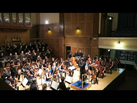 University of St Andrews Chamber Orchestra - Beethoven Symphony No.5
