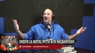 INSIDE METAL TradioV w/ guest author Martin Popoff – July 30, 2015