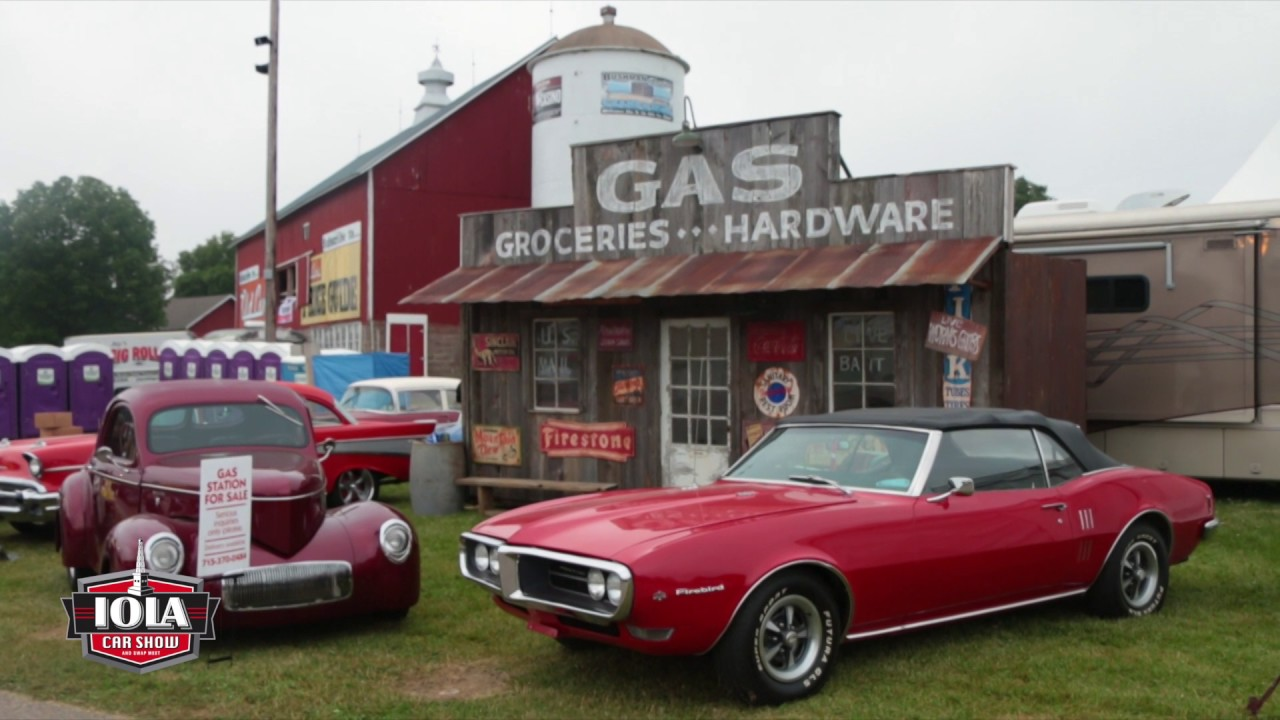 Iola Car Show Sponsors YouTube - Iola car show