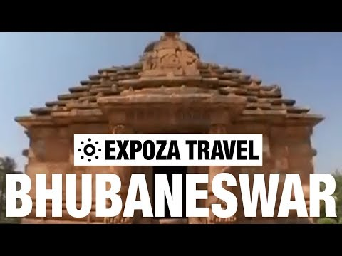 Bhubaneswar (India) Vacation Travel Video Guide