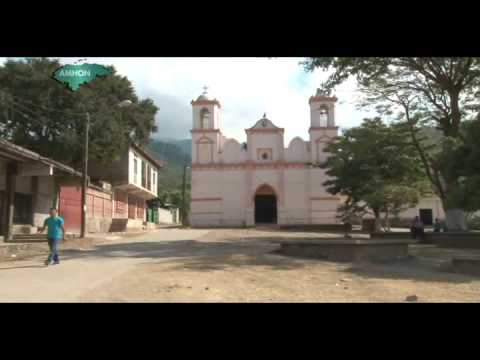 Municipios Bellos de Honduras---JESÚS DE OTORO, INTIBUCÁ 2015