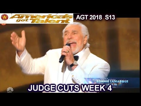 Ronnie Lamarque cut from 'America's Got Talent,' faces family crisis