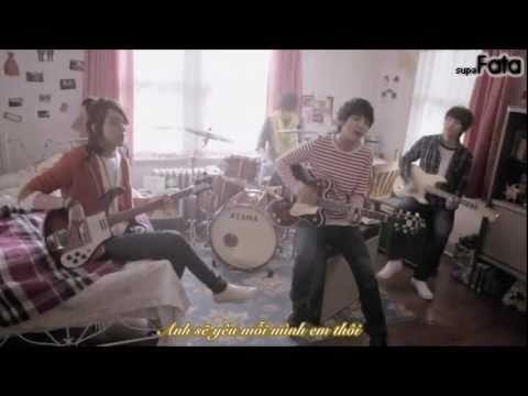[Vietsub] CN.Blue - Love Girl [MV]