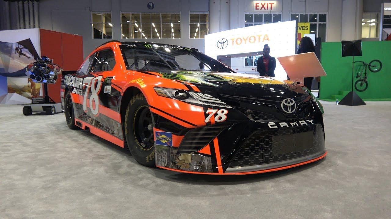 2018 Toyota Camry And Nascar Racing Orlando Auto Show Fl 2017