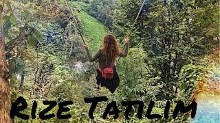 Merhaba, bu videoda sizlere Rize tatilimde neler yaptığımı gösterdi...