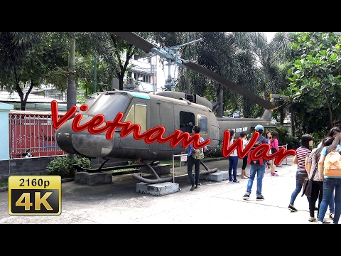 War Remnants Museum in Ho Chi Minh City (Saigon) - Vietnam 4K Travel Channel