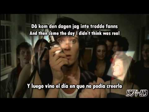 Basshunter - Boten Anna HD Official Video Subtitulado Español English Svenska Lyrics