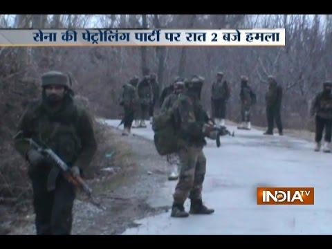 Three jawan martyred, four injured in militant ambush in Kashmir's Shopian