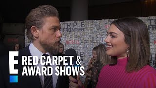 Charlie Hunnam Reveals His Favorite Cheat Food | E! Red Carpet & Award Shows