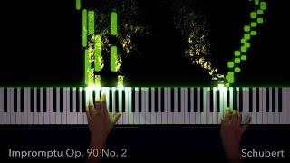 Schubert - Impromptu Op. 90 No. 2 in E♭ Major