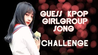 Guess K-Pop Girlgroup Song CHALLENGE (non-title tracks) #2
