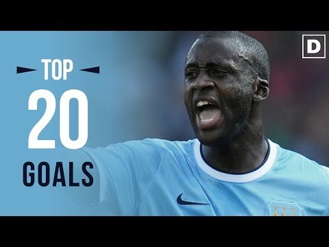 YAYA TOURÉ ★ Top 20 Goals Ever • HD