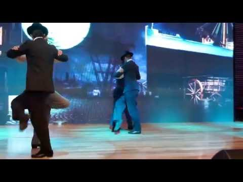 ARGENTINA: queer tango in Buenos Aires at the G Network360 Conference