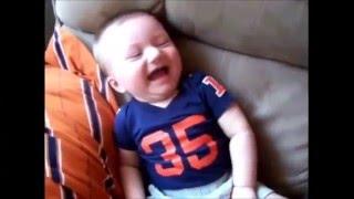 MUVIZA COM  Video Bayi Lucu Banget Bikin Ngakak  Bayi Lucu Ketawa