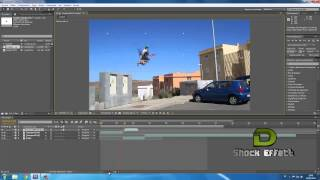 Tutorial   After Effect  Efecto Jumper