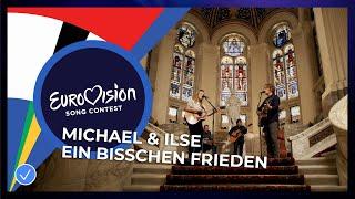 Michael Schulte & Ilse Delange - Ein Bisschen Frieden - Eurovision: Europe Shine A Light