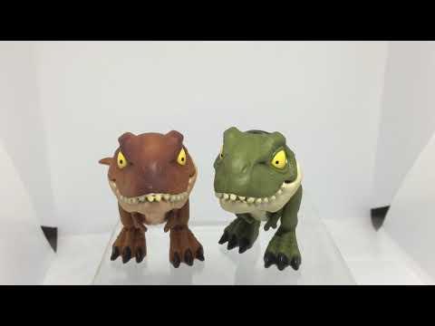 Siapakah Tyrannosaurus Hijau di Snap Squad