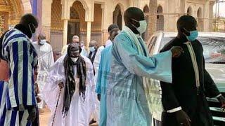 Touba  : Inhumation de Serigne Atou Diagne Responsables Moral Hizbou Tarqiyyah
