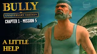 Bully: Anniversary Edition - Mission #5 - A Little Help (All Radio Transistors location)