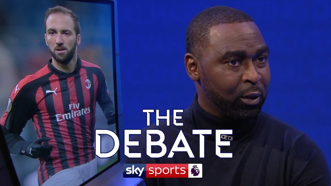 Is Higuain the perfect fit for Chelsea? | Tim Sherwood & Andy Cole | The Debate