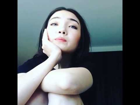 Cute kazakh girl  -  Красивая казашка