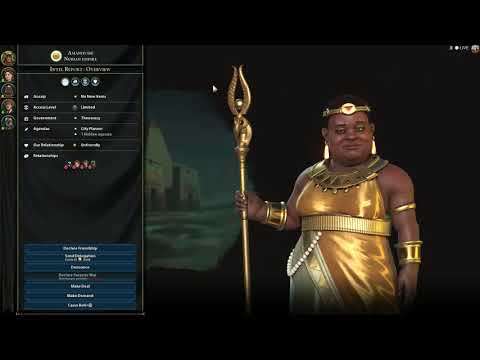 Music and Graphics of Sid Meier's Civilization VI New Frontier |