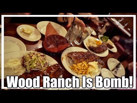 Wood Ranch Is Bomb! - Tin's Vloggin | vlog 166