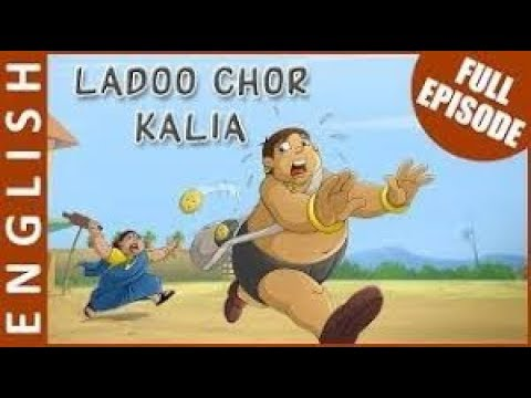 Ladoo Chor - Chhota Bheem in English