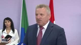 видео Вячеслав Шпорт принял участие в процедуре праймериз