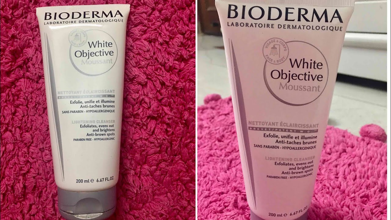 Bioderma White Objective Moussant Honest Review Skin Brightening Inez Acne Care Facial Cleanser Nidhi Chaudhary