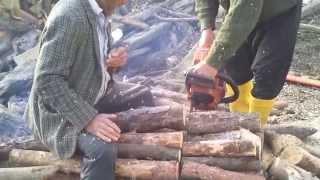 Odun Böyle Kesilir. full HD 1080p
