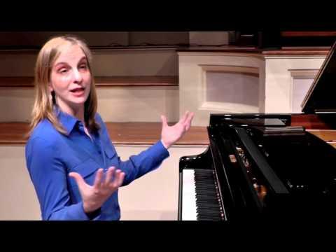 Pianist Orli Shaham: Brahms Inspired by Bach