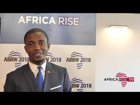 M. Olandzobo Delon Sincere /  République du Congo / Africa-Belgium Business Week 2018