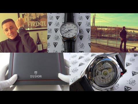 Seiko Presage Automatic SARW025 Review & Tudor Submariner Luxury Watch Unboxing