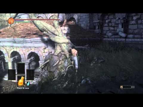 Dark Souls 3: Truco para acceder a la parte alta del santuario al inicio