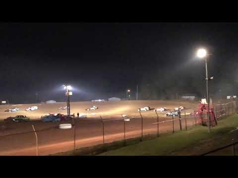 CJ KINNER 99 Jim Dunn Memorial at Midway Speedway 10-6-18  10-6-18