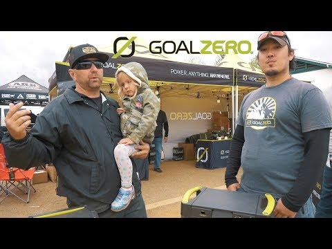 Overland Expo West 2019: Product Review - Goal Zero