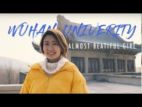 Wuhan University - Beatiful Campus in China