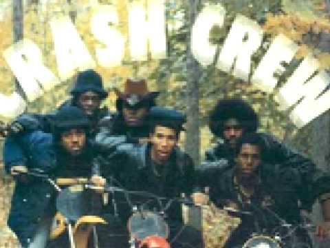 Crash Crew On The Radio