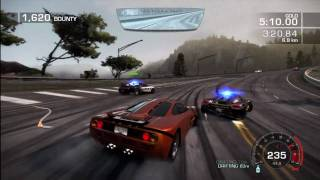 Need For Speed: Hot Pursuit - Racers - Blast From The Past [Gauntlet]