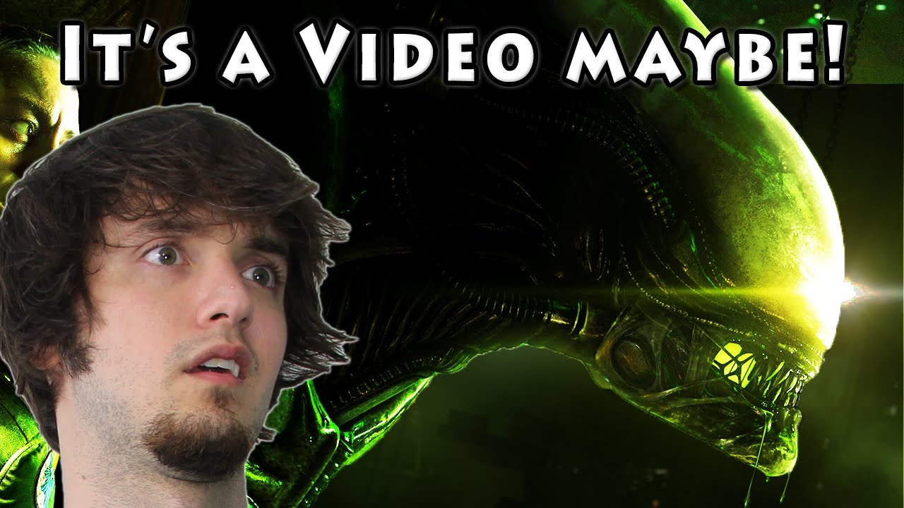 Download IT'S A VIDEO - Alien Isolation Part Only