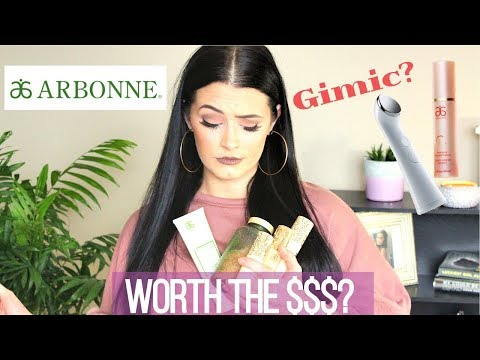 Arbonne Skincare Review - RE9 Advanced   |   Beauty + Busine