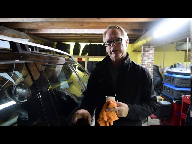 Do you have pine pitch on your car? Are you wondering the best way to remove it?