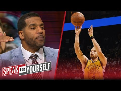 Are Steph Curry, KD and the Warriors in trouble? Jim Jackson weighs in | NBA | SPEAK FOR YOURSELF